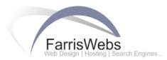 FarrisWebs Website Design, Hosting and SEO