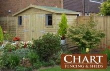 Chart Fencing and Sheds
